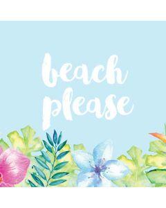 Beach Please Roomba 880 Skin
