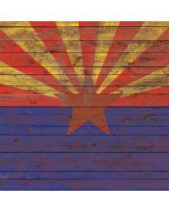 Arizona Flag Dark Wood Roomba e5 Skin