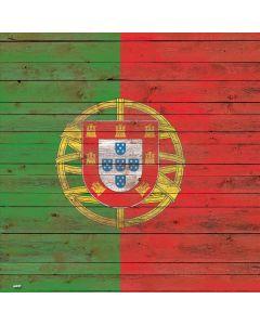 Portuguese Flag Dark Wood Roomba 980 Skin