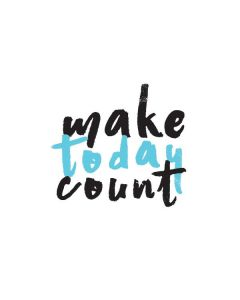 Make Today Count Roomba s9+ with Dock Skin