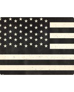 Black & White USA Flag Roomba 890 Skin
