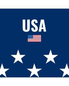 USA Flag Stars Roomba i7+ with Dock Skin