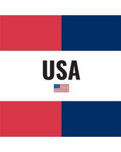 American Flag Color Block Roomba 960 Skin