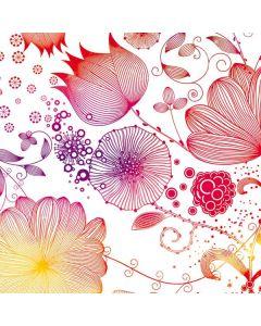 Elegant Flowers Roomba e5 Skin