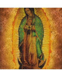 Our Lady of Guadalupe Mosaic Roomba i7 Plus Skin