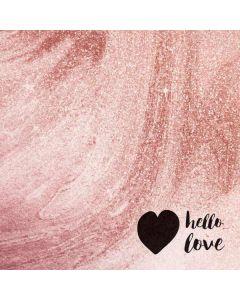 Hello Love Roomba i7+ with Dock Skin
