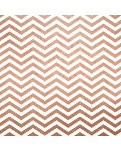 Rose Gold Chevron Roomba e5 Skin