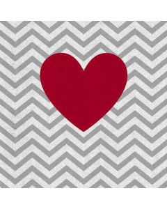 Chevron Heart Roomba 960 Skin