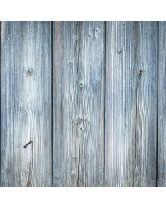 Weathered Blue Wood Roomba 880 Skin