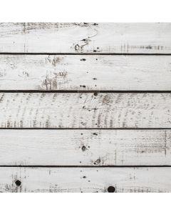 Weathered Wood Roomba i7+ with Dock Skin